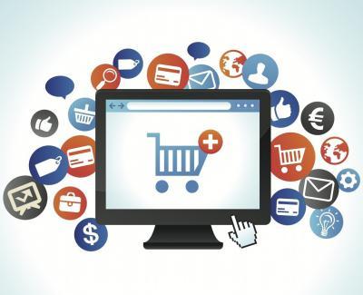 E-commerce website designer