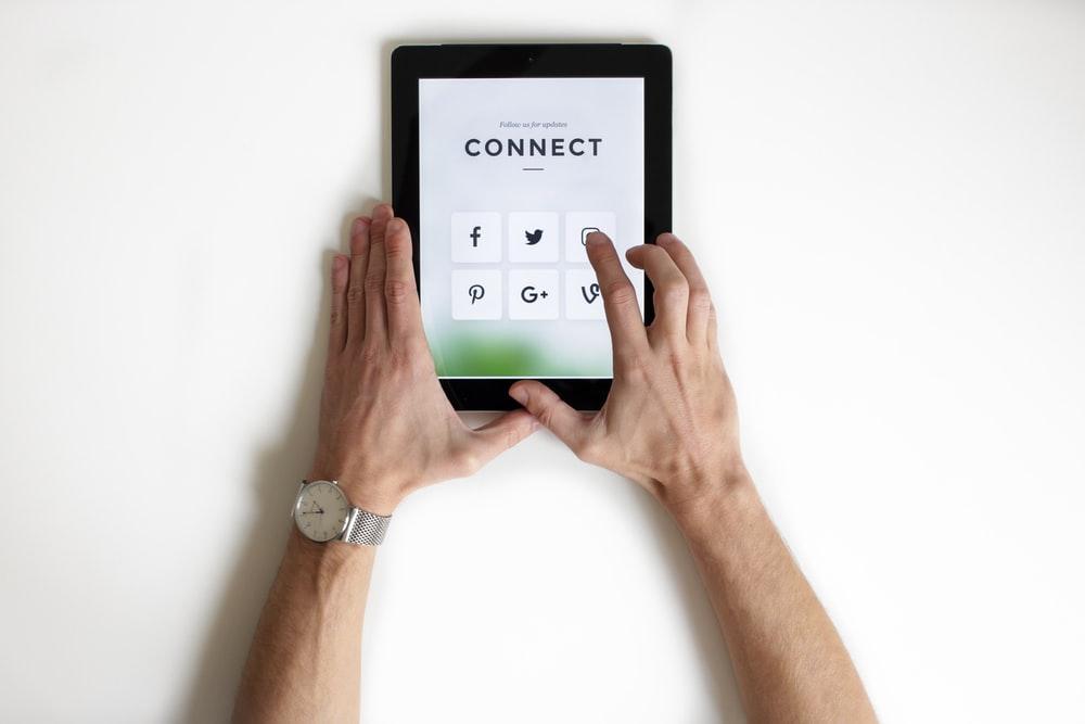 Social media is not enough