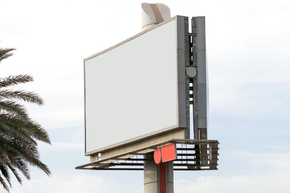 Destination for paid ads